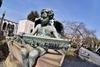 """Турин, как Париж, """"tour des tombes"""" для туристов пo Mонументальному кладбищу гор"""