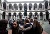 Мрамор, барельефы и освещение: в Миланском Палаццо Брера возродился Атриум иезуи