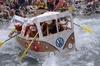 Валь-ди-Суза: сумасшедшие гонки на картонных каноэ
