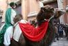 Эпифания: в центр Болоньи прибыли волхвы на верблюдах