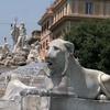 Рим: на площади Пьяцца дель Пополо начинается реконструкция фонтана Львов