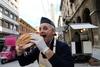 Болонья устраивает праздник своего самого знаменитого деликатеса - Мортаделлы