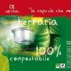 В Тоскане родилась первая капсула для кофе, изготовленная полностью из перерабат