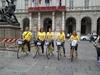 Гиды на велосипеде в центре Турина