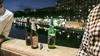 В миланском квартале Дарсена запретили распитие напитков в стеклянных бутылках,