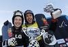 Итальянец выиграл этап Кубка мира по сноуборду