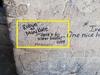 Во Флоренции туристка заплатила штраф в размере 500 евро за надпись маркером на