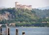 Рокка-ди-Анджера - великолепная крепость на Лаго Маджоре - закрывается для общес