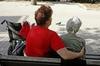 Почти 90% сиделок, работающих в Генуе, являются иностранками