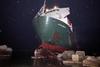 Украинский капитан посадил судно на скалы у берегов Сицилии, заснув на посту
