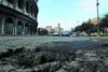 Рим - столица дырявых дорог