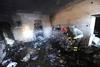 При пожаре в жилом доме в провинции Беневенто погибла мать и четверо детей