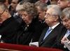 Сколько зарабатывает итальянский премьер-министр Марио Монти?