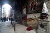 В Неаполе установили памятник Пульчинелле