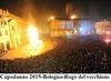 """Новый год в Болонье: уличные развлечения и мега-праздник """"DALLALTO"""""""