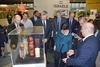 Expo: в римском аэропорту Фьюмичино Израиль демонстрирует свои сокровища
