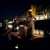 Флоренция: летние вечерние спектакли на старинных лодках посреди Арно