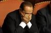 Берлускони приговорили к году социальной службы