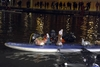 Рождественский Милан: в квартале Дарсена можно полюбоваться на подводный рождест