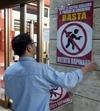 Итальянец, магазин которого ограбили 23 раза, призывает воров прекратить набеги