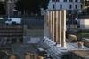 Форум мира в Риме: древние колонны вернулись на свое историческое место