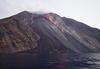 Вулкан Стромболи снова дает завораживающий спектакль