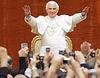 Classical Brit Awards:  Папа Римский против группы ирландских священников