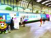 ExpoExpress, поезд-выставка, который курсирует по Италии
