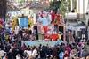 В Виареджо стратовал знаменитый итальянский карнавал