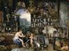 Министр Франческини предлагает платить налоги произведениями искусства