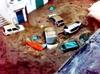 Небольшой городок на юге Италии чуть не смыло в море, а спасатели до сих пор ищу
