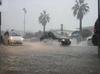 На юге Италии бушует непогода