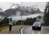 Италию накрыла волна непогоды с дождями и первым снегом