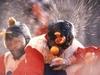 В Иврее в рамках карнавала состоялась традиционная «Битва апельсинов»
