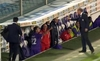 Тренер итальянского клуба «Фиорентина» избил игрока своей команды во время матча