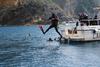 У Эолийских островов начался чемпионат Италии по подводной сьемке