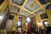 В Королевском дворце Турина для посещений открылись покои Князей Пьемонта
