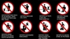 Итальянские запреты