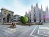 Милан: на площади Дуомо в честь Экспо будет установлена мега-инсталляция Микелан