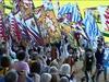 В Ферраре проходит национальный чемпионат знаменосцев