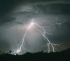По Италии ударило рекордное количество молний