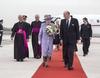 Королева Великобритании посетила Рим