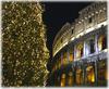 В период рождественских и новогодних праздников Рим привлек рекордное количество