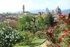 Во Флоренции открывается прекрасный сад роз
