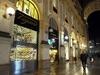Милан: ароматы Chanel на месте исторического магазина VIGANO в Галерее Витторио