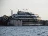 Остров Giglio: начались работы по подьему лайнера Коста Конкордия, затонувшего 1