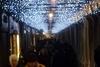 Рождественские огни загорелись на площади Сан-Марко