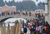 """В Венеции готовятся к """"туристическому"""" забегу """"Вверх и вниз по мостам"""""""