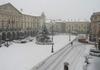 В Италию пришла зима, на севере наконец-то выпал снег, а на юг обрушились дожди