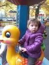 Маленькая россиянка, которой в мае прошлого года было пересажено сердце от италь